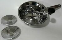 TEFAL MOULIWARE Stainless Steel Mill,  21 cm. MOULINEX Vegetable Mill - NEW