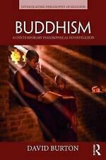 Buddhism - Burton  BOOK NEW
