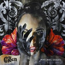 THE GREEN - MARCHING ORDERS   CD NEW