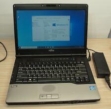 "Fujitsu Lifebook S752 14"" Laptop i5-3230m 4Gb 320Gb Hdd Dvdrw Windows 10"