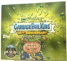 2020 TOPPS GARBAGE PAIL KIDS 35th ANNIVERSARY BOX LIVE READY TO SHIP