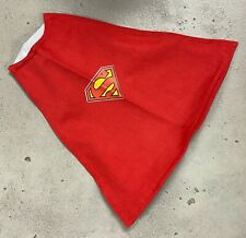SP-C-MF-SUP: Fabric Wired Cape w/ Logo for McFarlane Superman  (No figure)