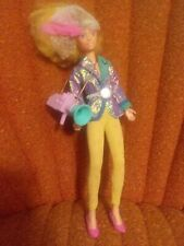 Vintage Hasbro jem and the holograms video doll