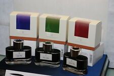 INK GRAF VON FABER CASTELL 3 INK FOUNTAIN PEN TINTA