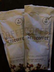 It Works Keto Coffee 2 ndividual Packets *FREE SHIPPING