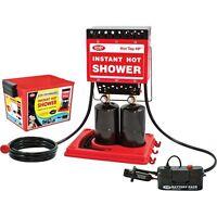 Zodi Hot Tap HP (MPN 6125) - High Performance Double Burner Portable Hot Shower