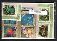 Penrhyn 10 timbres différents
