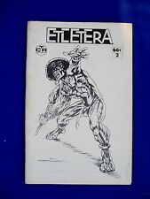 Etcetera vol 2 #2: US fanzine 1973. Paul Levitz, Paul Kupperberg