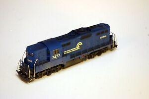 Athearn GP9 Locomotive HO Scale Conrail