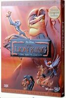 The Lion King (DVD, 2003, 2-Disc Set, Platinum Edition; Features an All Song
