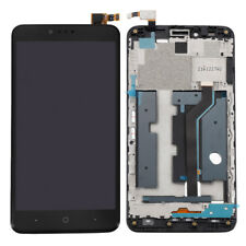 LCD Display Screen Touch Digitizer Assembly Part + Frame For ZTE ZMAX PRO Z981