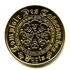 75014 Comptoir des Catacombes 2, 8 petits crânes, 2013, Monnaie de Paris