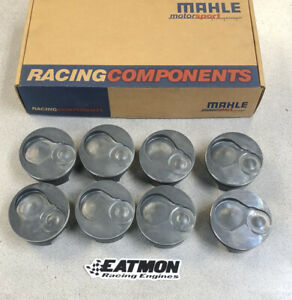 NEW NASCAR MAHLE CHEVY R07 RACING PISTONS 4.172 X 1.372 X .787