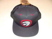Toronto Raptors Cap Hat Snapback Basketball Mitchell Ness Dobby Nylon New Logo