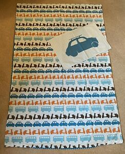 John Lewis Little Home Kids Bedding (Duvet Cover & Pillowcase) Vehicles Theme