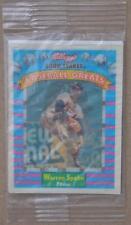 Vtg Kellogg's Corn Flakes Baseball Greats 3D Hologram Card Warren Spahn Braves