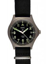 MWC G10 100m Hybrid Powered Titanium Military Watch NEW BOX