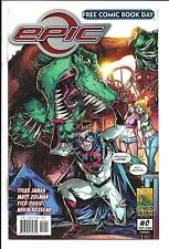 EPIC # 0 Pilot (COMIX TRIBE, Free Comic Book Day 2014, Last One), NM