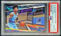 GALACTIC 2019-20 Revolution JA MORANT Shock Wave RC PSA 10 (POP 1)