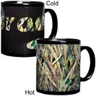 Mossy Oak Mug Color Changing Camouflage Duck Blade Hunting Sportsman Gift Boxed