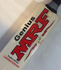 MRF Genius Limited Edition - 1st Grade English Willow Cricket Bat (Kohli Series)