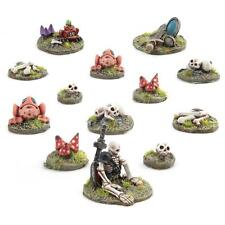 WWG 13 Base Toppers Miniature/Figure Basing – 28mm Wargame Scatter Scenery