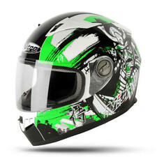 Nitro Thermo-Resin Full Face Graphic Motorcycle Helmets