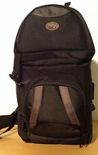 BLACK ZEIKOS CAMERA BACKPACK ZE-BP1