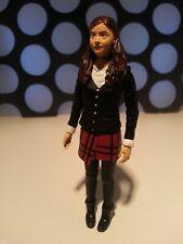 "Doctor Who Clara Oswald Tartan Red Skirt Into The Dalek 3.75"" Figure"