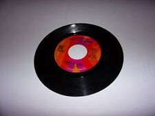 Sonny & Cher: A Cowboy's Work Is Never Done / Somebody / 45 Rpm / 1972 VG+