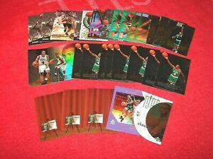 CHAUNCEY BILLUPS CELTICS COLORADO RC ROOKIE LOT OF 30 CARDS (18-90)