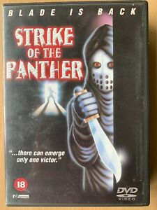 Strike of the Panther DVD 1987 Brian Trenchard Smith Australian Cult Film Movie
