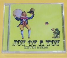Kevin Ayers Joy Of A Toy CD Parlophone Italy 2003 New Sealed