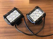 Cree LED Work Light Spot Driving Pair