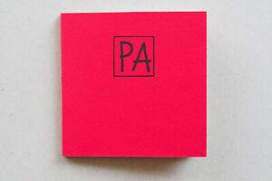 art brut art singulier outsider art - Pierre Albasser - 1 petit livre d'artiste