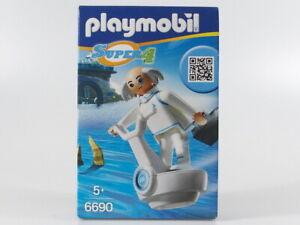 Playmobil Film/ Serie - 6690 Dr. X - komplett in OVP
