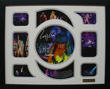 Lady Gaga Australia Tour  Limited Edition Signature Framed Memorabilia  (w)