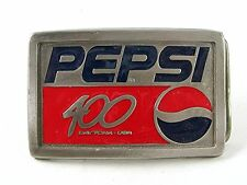 PEPSI 400 Dayton Belt Buckle By AMERICAN LEGENDS FOUNDRY 91416