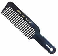 Marvy Flat Top/Fade Barber's Hair Clipper Cutting Comb 904 (Black)/SAME DAY POST