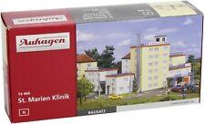 Maqueta de tren Modelismo escala N Auhagen 14466 St. Marien Klinik Clinica