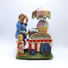 Melody In Motion Music Box - Ice Cream Vendor - For Repair