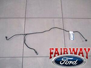 12 thru 18 Focus OEM Ford Radiator Coolant Overflow Reservoir Tank Hose 2.0L