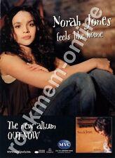 Norah Jones Feels Like Home LP Advert