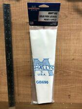 Marshalltown Seamless White Plastic Ceramic/Porcelain Tile Grout Bag