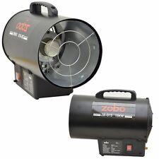 Commercial Industrial Heaters Propane Gas Forced Space 15kw Workshop Garage Fan