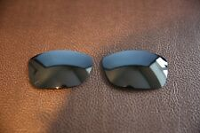 PolarLens POLARIZED Black Replacement Lens for-Oakley Hijinx Sunglasses