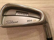 """Titleist 804 OS DEMO 6 Iron NS PRO-970 SOFT R-Flex Steel 60.5 Lie 37.5"""" Length"""