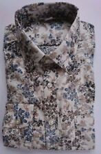 Marks and Spencer Floral Casual Singlepack Shirts & Tops for Men
