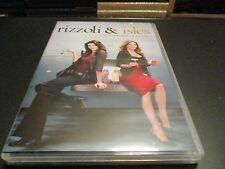 "COFFRET 3 DVD NEUF ""RIZZOLI & ISLES - SAISON 1"""