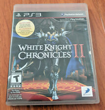White Knight Chronicles II - Sony PlayStation 3 PS3 - Complete - Mint